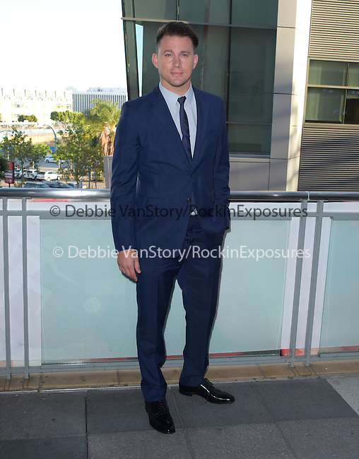 Channing Tatum attends The Dizzy Feet Foundation 5th Annual 'Celebration of Dance Gala'  held at Club Nokia in Los Angeles, California on August 01,2015                                                                               © 2015 Hollywood Press Agency