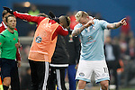 Celta de Vigo's John Guidetti celebrates goal during Spanish Kings Cup match. January 27,2016. (ALTERPHOTOS/Acero)
