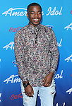 Burnell Taylor at the American Idol Finalists Party 2013 at the Grove in Los Angeles, CA. March 7, 2013.
