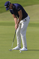 Danny Willett (ENG) putts on the 4th green during Thursday's Round 1 of the Dubai Duty Free Irish Open 2019, held at Lahinch Golf Club, Lahinch, Ireland. 4th July 2019.<br /> Picture: Eoin Clarke | Golffile<br /> <br /> <br /> All photos usage must carry mandatory copyright credit (© Golffile | Eoin Clarke)