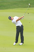 Gary Woodland (USA) on the 6th during Round 3 of the CIMB Classic in the Kuala Lumpur Golf & Country Club on Saturday 1st November 2014.<br /> Picture:  Thos Caffrey / www.golffile.ie