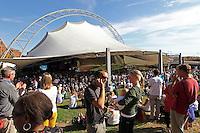 nTelos Wireless Pavilion. Photo/Andrew Shurtleff