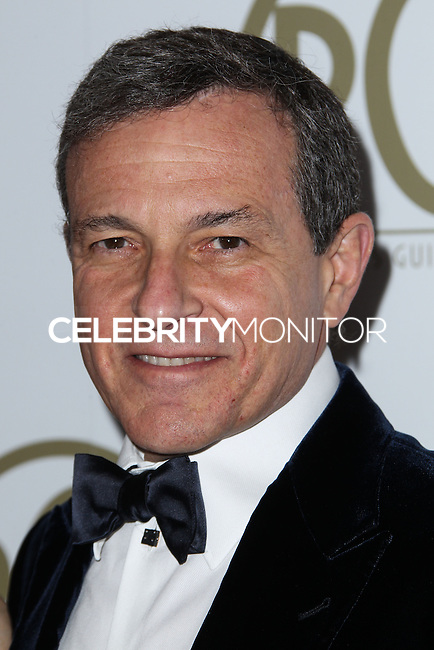 BEVERLY HILLS, CA - JANUARY 19: Bob Iger at the 25th Annual Producers Guild Awards held at The Beverly Hilton Hotel on January 19, 2014 in Beverly Hills, California. (Photo by Xavier Collin/Celebrity Monitor)