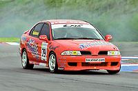 2001 British Touring Car Championship #79 Toni Ruokonen. Mitsubishi Carisma. Cranfield Automotive Management.