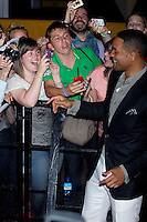 MADRI, ESPANHA, 14 DE MAIO 2012 - PREMIERE HOMENS DE PRETO III -  Will Smith durante per estréia do filme Homens de Preto III, em Madri capital da Espanha, na noite de ontem domingo, 13. (FOTO: MIGUEL CORDOBA / ALFAQUI / BRAZIL PHOTO PRESS).