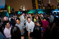 Sunday Lawn Session at the Upper House in Hong Kong on 7th October 2012.