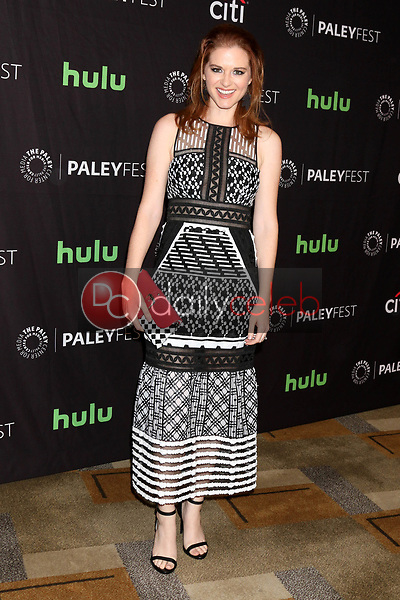 """Sarah Drew<br /> at """"Grey's Anatomy"""" at the 34th Annual PaleyFest, Dolby Theater, Los Angeles, CA 03-19-17<br /> David Edwards/DailyCeleb.com 818-249-4998"""