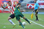 Atlético Junior  1-1  Deportes Quindío en la liga  postobon del futbol  colombaino