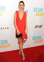 "NEW YORK CITY, NY, USA - JUNE 25: Model Behati Prinsloo arrives at the New York Premiere Of The Weinstein Company's ""Begin Again"" held at the SVA Theatre on June 25, 2014 in New York City, New York, United States. (Photo by Celebrity Monitor)"