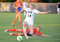 FIU Women's Soccer v. Florida (9/1/13)