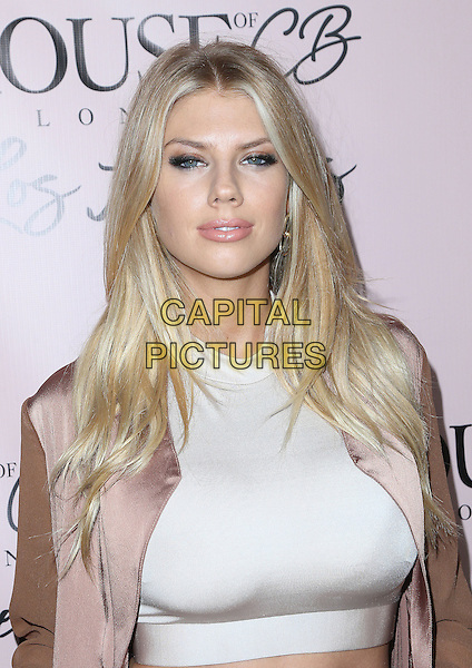 14 June 2016 - West Hollywood, California - Charlotte McKinney. House of CB Flagship Store Launch held at The House of CB Store. <br /> CAP/ADM/SAM<br /> &copy;SAM/ADM/Capital Pictures