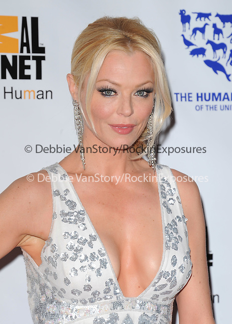 Charlotte Ross at The Humane Society of The United States celebration of The 25th Anniversary Genesis Awards in Beverly Hills, California on March 19,2011                                                                               © 2010 Hollywood Press Agency