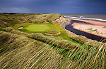 BALMEDIE - Aberdeenshire - Schotland. Trump International Golf Links. Hole 3. COPYRIGHT KOEN SUYK