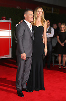 08 October 2017 - Los Angeles, California - Josh Brolin and Kathryn Boyd. &ldquo;Only The Brave&rdquo; Premiere held at the Regency Village Theatre in Los Angeles. <br /> CAP/ADM<br /> &copy;ADM/Capital Pictures
