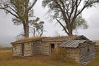 Parker Homestead, Three Forks Montana