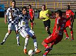 Patriotas F.C vencio 1x0 a Boyaca chico en la liga postobon del futbol torneo finalizacion del futbol colombiano