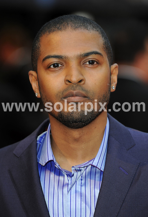 **ALL ROUND PICTURES FROM SOLARPIX.COM**.**WORLDWIDE SYNDICATION RIGHTS**.The Red carpet arrivals at the European Premiere of The Dark Knight Held at the Odeon in Leicester Square in London. ..This pic: Noel Clarke...JOB REF: 6887-SSD DATE: 21_07_08.**MUST CREDIT SOLARPIX.COM OR DOUBLE FEE WILL BE CHARGED* *UNDER NO CIRCUMSTANCES IS THIS IMAGE TO BE REPRODUCED FOR ANY ONLINE EDITION WITHOUT PRIOR PERMISSION*