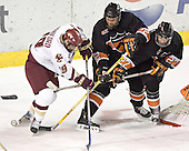 Brock Bradford, Brett Westgarth, Daryl Marcoux - Boston College defeated Princeton University 5-1 on Saturday, December 31, 2005 at Magness Arena in Denver, Colorado to win the Denver Cup.  It was the first meeting between the two teams since the Hockey East conference began play.