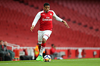 Vontae Daley-Campbell of Arsenal in action during Arsenal Youth vs Blackpool Youth, FA Youth Cup Football at the Emirates Stadium on 16th April 2018