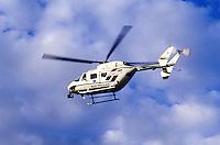 Medivac helicopter