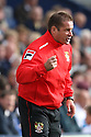 Stevenage manager Graham Westley<br />  - Preston North End v Stevenage - Sky Bet League One - Deepdale, Preston - 14th September 2013. <br /> © Kevin Coleman 2013
