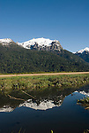 Chile, Lake Country: Beautiful scenery of the Lake Country at Peulla in the Andes..Photo #: ch644-33333..Photo copyright Lee Foster www.fostertravel.com, lee@fostertravel.com, 510-549-2202.