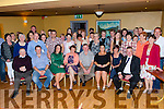 Mary O'Donoghue, Deerpark Cresent Killarney who celebrated her 60th birthday with her family and friends in the Anvil bar Boolteens Saturday night
