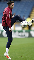 Burnley's Stephen Ward during the pre-match warm-up <br /> <br /> Photographer Rich Linley/CameraSport<br /> <br /> Emirates FA Cup Third Round - Burnley v Barnsley - Saturday 5th January 2019 - Turf Moor - Burnley<br />  <br /> World Copyright &copy; 2019 CameraSport. All rights reserved. 43 Linden Ave. Countesthorpe. Leicester. England. LE8 5PG - Tel: +44 (0) 116 277 4147 - admin@camerasport.com - www.camerasport.com