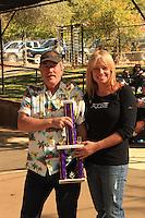 Award Mariposa Car Show 2013