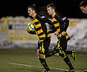 04/12/2010   Copyright  Pic : James Stewart.sct_jsp012_allao_v_peterhead  .:: KEVIN MCDONALD COLLECTS THE BALL AFTER SCORING ALLOA'S SECOND ::.James Stewart Photography 19 Carronlea Drive, Falkirk. FK2 8DN      Vat Reg No. 607 6932 25.Telephone      : +44 (0)1324 570291 .Mobile              : +44 (0)7721 416997.E-mail  :  jim@jspa.co.uk.If you require further information then contact Jim Stewart on any of the numbers above.........