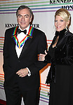 Neil Diamond & Katie McNeil.arriving for the 34th Kennedy Center Honors Presentation at Kennedy Center in Washington, D.C. on December 4, 2011
