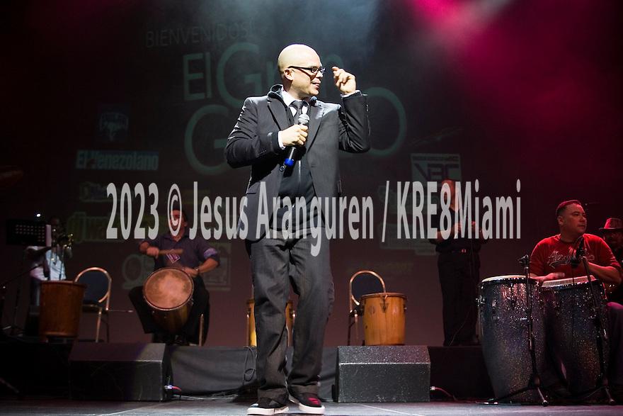 Miami,Florida. Jan 16,2010: El Gran Gaitazo