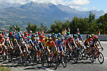 The start of Stage 5 of Tour de France 2020, running 183km from Gap to Privas, France. 2nd September 2020.<br /> Picture: ASO/Alex Broadway | Cyclefile<br /> All photos usage must carry mandatory copyright credit (© Cyclefile | ASO/Alex Broadway)