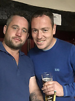 Pictured: Charlie Birch (L) <br />Re: A man believed to be from Welshpool has been killed in a hit-and-run crash in Cyprus.<br />Following the crash two people, a 35-year-old man and a 23-year-old woman, were arrested and charged with premeditated murder and attempted murder.<br />They were brought before the Paphos district court and remanded for eight days.<br />A 39-year-old man, who was named locally as Charlie Birch, was killed in the crash, which happened on the Peyia-Ayios Georghios road in Paphos in the early hours of Sunday. Another man, aged 32, was injured.Pictured: <br />Re: A man believed to be from Welshpool has been killed in a hit-and-run crash in Cyprus.<br />Following the crash two people, a 35-year-old man and a 23-year-old woman, were arrested and charged with premeditated murder and attempted murder.<br />They were brought before the Paphos district court and remanded for eight days.<br />A 39-year-old man, who was named locally as Charlie Birch, was killed in the crash, which happened on the Peyia-Ayios Georghios road in Paphos in the early hours of Sunday. Another man, aged 32, was injured.
