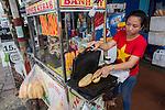 Sandwich vendor, Vietnam