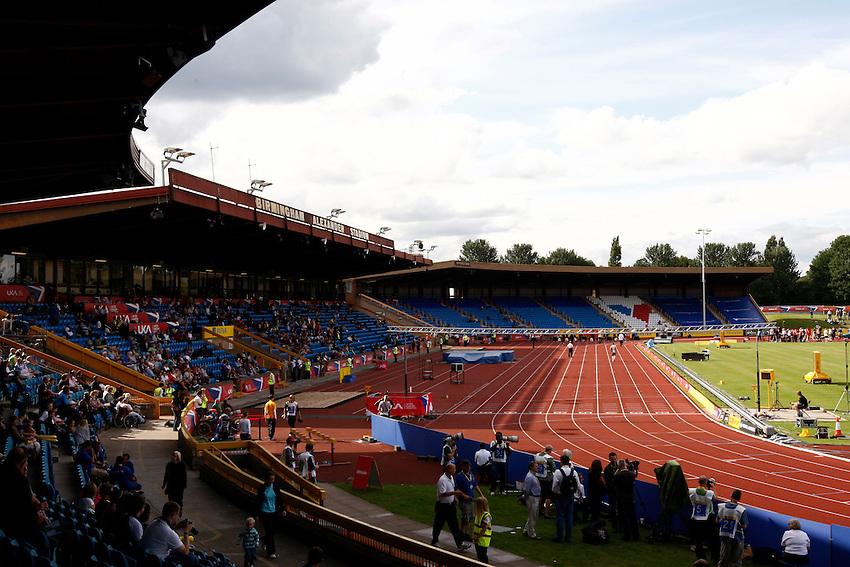 Photo: Richard Lane/Richard Lane Photography..Aviva World Trials & UK Championships athletics. 10/07/2009. Alexandra Stadium.