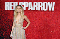 Jennifer Lawrence at the &quot;Red Sparrow&quot; premiere at the Vue West End, Leicester Square, London, UK. <br /> 19 February  2018<br /> Picture: Steve Vas/Featureflash/SilverHub 0208 004 5359 sales@silverhubmedia.com