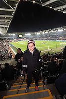 SWANSEA, WALES - MARCH 16: <br />