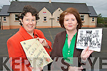 HISTORIC: Members of the Parents Council at Ballyguiltinane National School in Glin who are producing a historic calender to raise funds for school development..L/r. Marire Reidy McIntyre and Breda Aherne Culhane   Copyright Kerry's Eye 2008