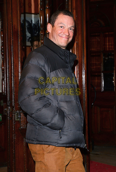 LONDON, ENGLAND - FEBRUARY 25: Dominic West attends the &quot;The Full Monty&quot; press night, Noel Coward Theatre, St Martin's Lane, on Tuesday February 25, 2014 in London, England, UK.<br /> CAP/MB/PP<br /> &copy;Michael Ball/PP/Capital Pictures