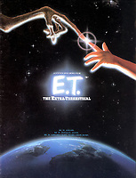 E.T. the Extra-Terrestrial (1982)  <br /> Promotional art<br /> *Filmstill - Editorial Use Only*<br /> CAP/KFS<br /> Image supplied by Capital Pictures