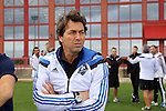 11 January 2015: Montreal Impact executive Nick de Santis. The 2015 MLS Player Combine was held on the cricket oval at Central Broward Regional Park in Lauderhill, Florida.