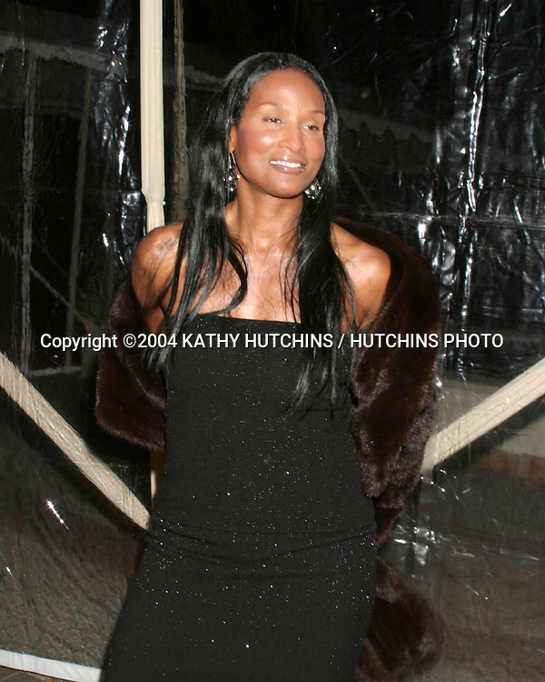 "©2004 KATHY HUTCHINS /HUTCHINS PHOTO.""TWISTED"" PREMIERE.PARAMOUNT LOT.LOS ANGELES, CA.FEBRUARY 23, 2004..BEVERLY JOHNSON"