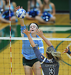 Tulane Volleyball vs. UTEP (2013)