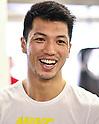 Boxing : Ryota Murata holds open training session