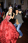 "General Hospital's Scott Reeves ""Dr. Steven Lars Webber"" is the Celebrity Grand Marshal at the parade at the 33rd Annual Mountain State Apple Harvest Festival (MSAHF) 2012 and later that evening Scott dances with Alivia Ayers (Queen Pomona XXXIII) at the Queen's Grand Ball at the Historic Shenandoah Hotel, Martinsburg, West Virginia.  (Photo by Sue Coflin/Max Photos)"