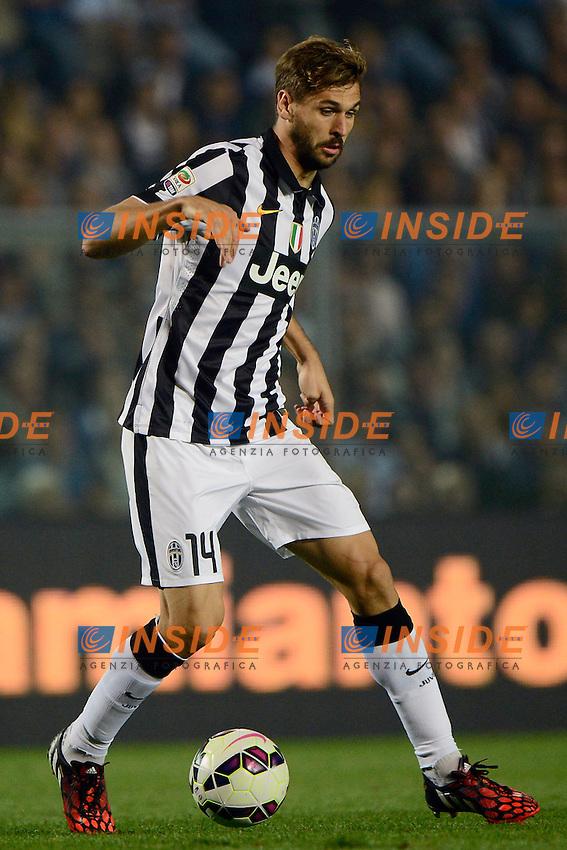 Fernando Llorente Juventus<br /> Bergamo 27-09-2014 Stadio Atleti Azzurri d'Italia - Football 2014/2015 Serie A. Atalanta - Juventus Foto Giuseppe Celeste / Insidefoto