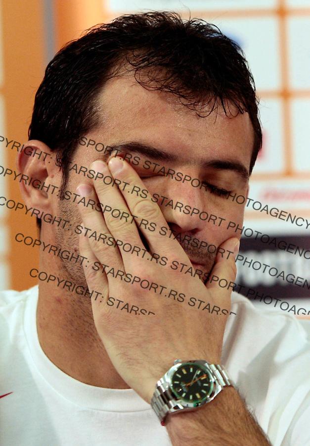 Dejan Stankovic Soccer Football - 2010 FIFA World Cup - Johannesburg, South Africa, Sunday, June 21. 2010. (credit & photo: Pedja Milosavljevic / +381 64 1260 959 / thepedja@gmail.com / STARSPORT )