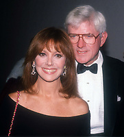 MarloThomas and #Phil Donahue 1998<br /> Photo By John Barrett/PHOTOlink