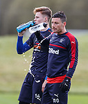 070417 Rangers training